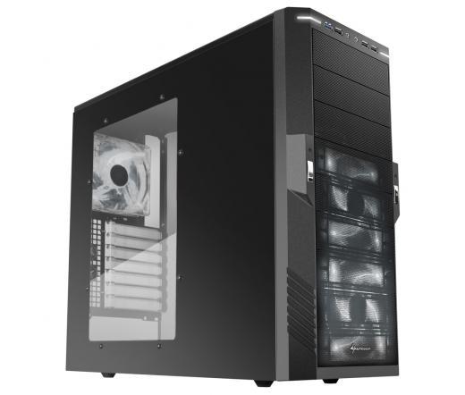 Sharkoon T9 Value Fekete - Fehér
