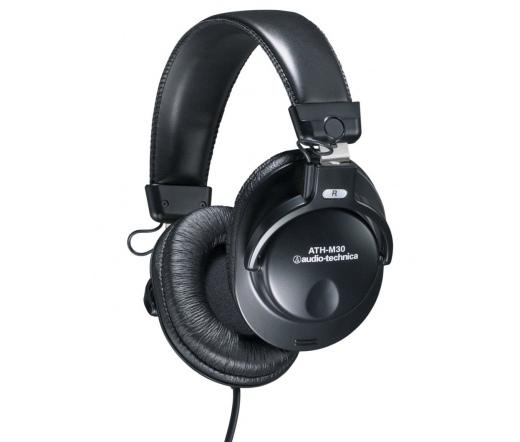 Audio Technica ATH-M30 Fekete