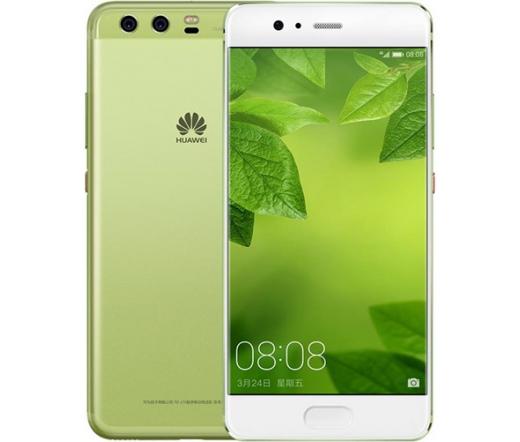Huawei P10 DS 64GB zöld
