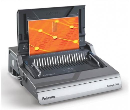 Fellowes Spirálozógép, Galaxy-E 500