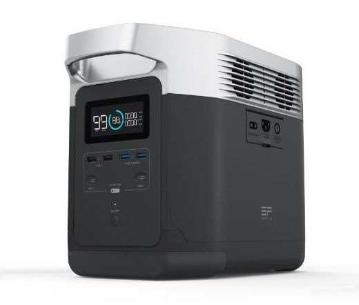 EcoFlow Delta generátor