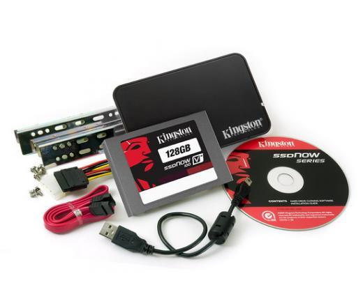 Kingston 128GB V+ Upgrade Bundle SVP100S2B/128GR