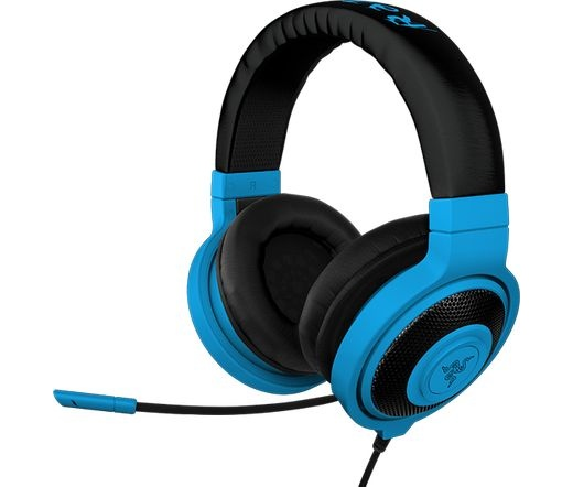 Razer Kraken Pro Neon Blue
