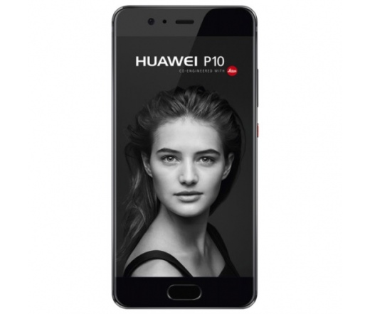 Huawei P10 Plus SS fekete
