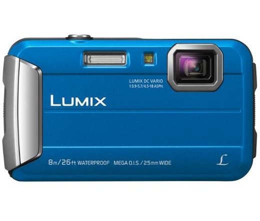 Panasonic DMC-FT30EP kék