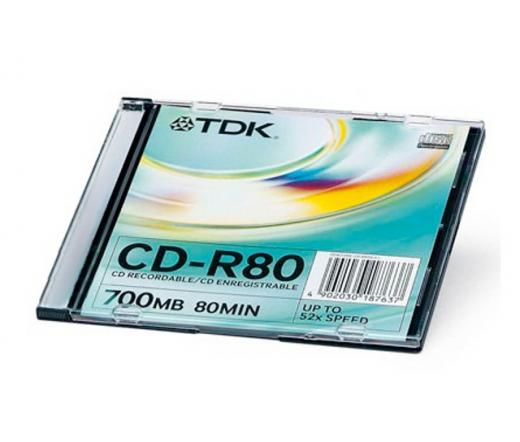 CD-R Verbatim 700Mb 52x Extra Protection 10шт Shrink