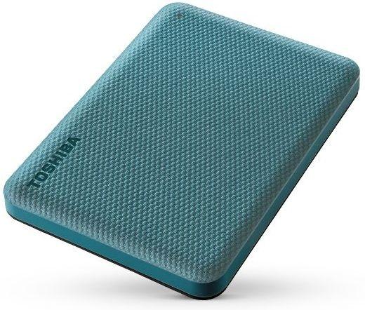 Toshiba Canvio Advance 2TB zöld