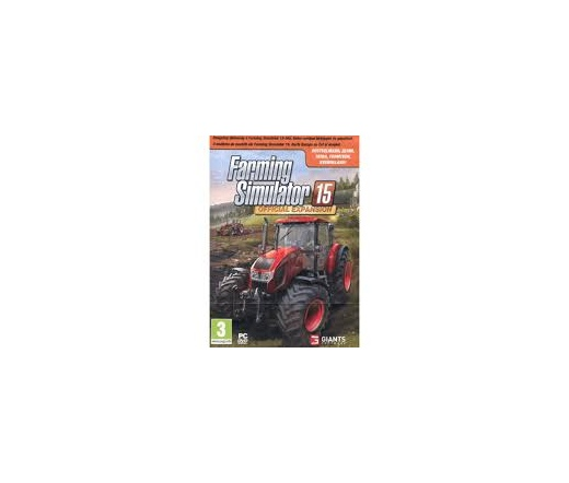 PC PCS SAD Farming Sim 15 Gold edition