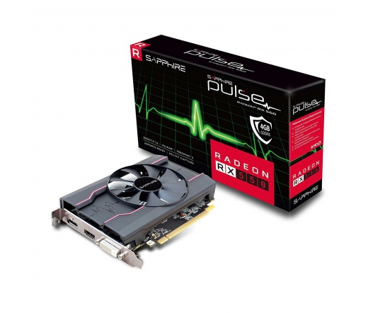 Sapphire Radeon RX 550 Pulse 2GB GDDR5