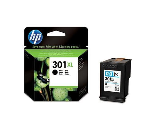 HP CH563EE (301XL) tintapatron Fekete