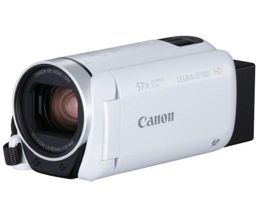 Canon LEGRIA HF R806 fehér