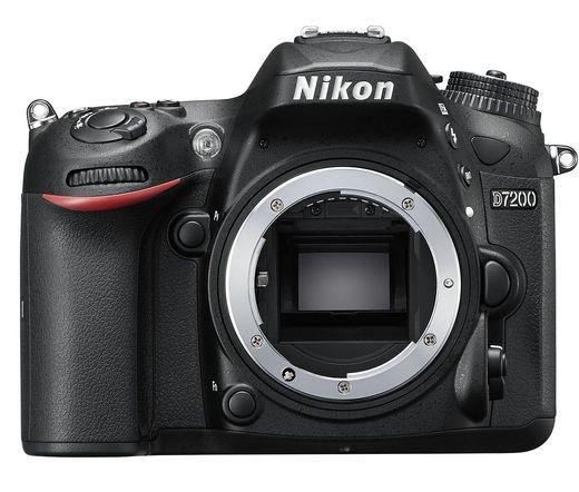 Nikon D7200 váz