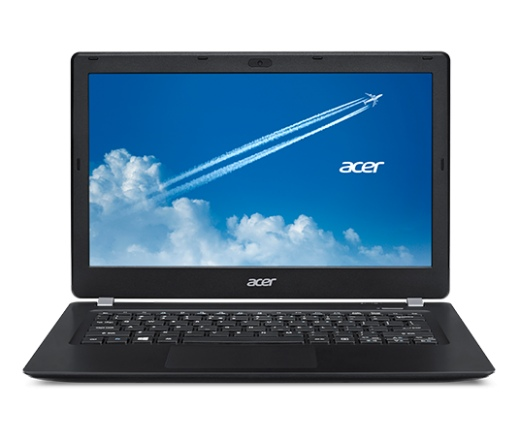 "Acer TravelMate TMP238-G2-M-51BG 13.3"" Fekete"