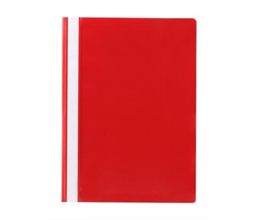 Victoria Gyorsfűző, PP, A4, piros