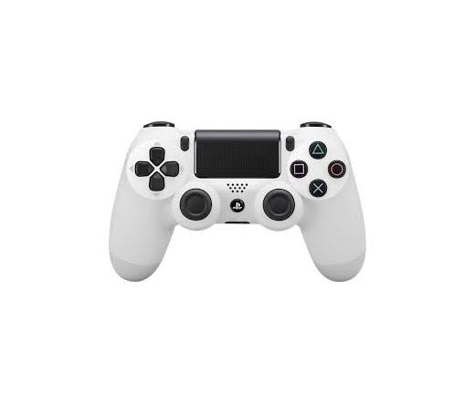 SONY PS4 Dualshock 4 V2 kontroller - fehér