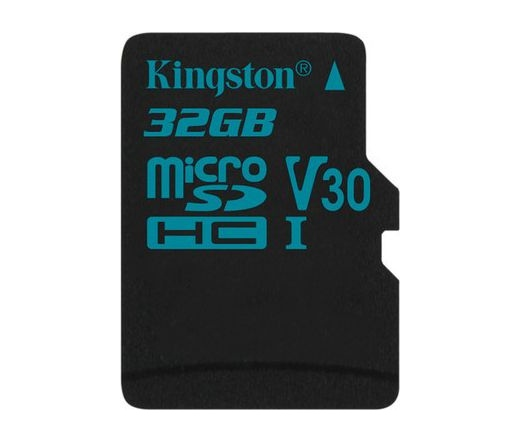 Kingston Canvas Go! microSD 90MB/s 32GB