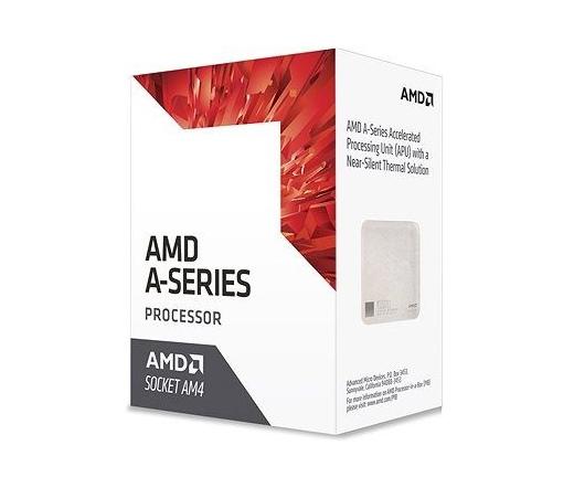 AMD A10-9700E AM4 Dobozos