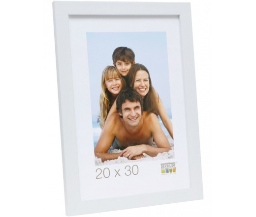 ZEP Photo Frame white 20x30cm Resin Frame