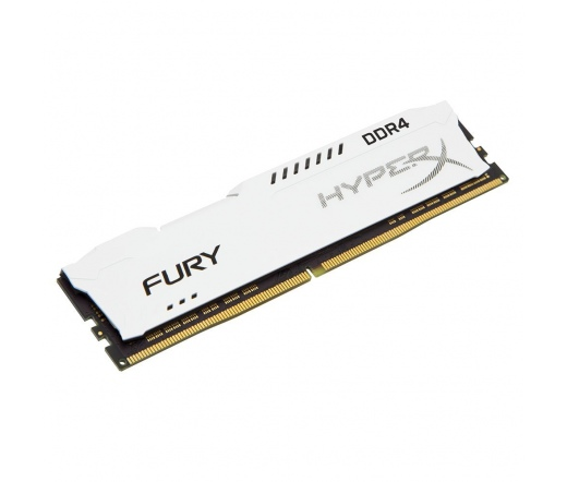 Kingston HyperX Fury DDR4 2133MHz 16GB Fehér