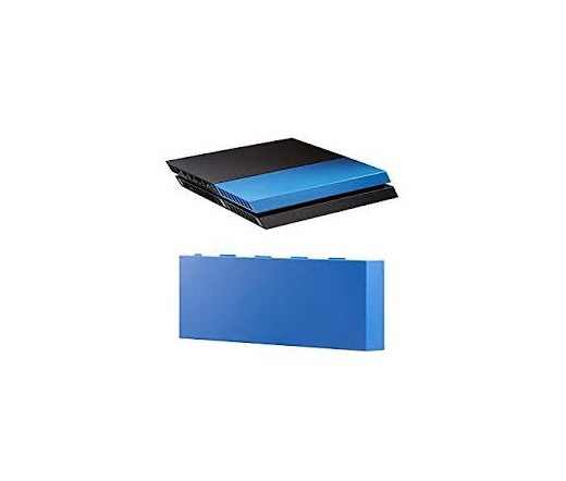PS4 HDD Bay Cover Water Blue