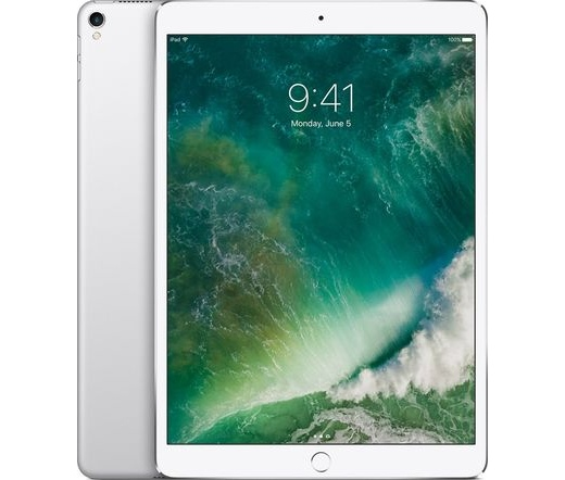 Apple iPad Pro 10,5 Wi-Fi 512GB ezüst