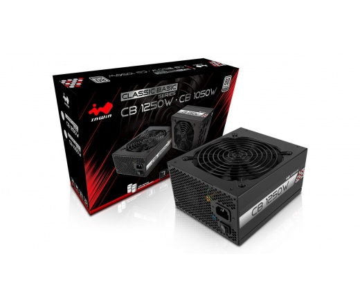 InWin Classic Basic CB 1250W 80+ Platinum