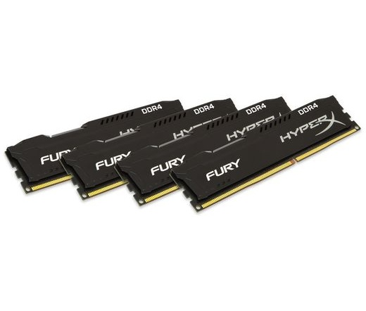 Kingston HyperX Fury DDR4-2400 64GB kit4