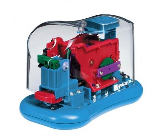 Rexel Wizard vegyes színek elektromos tűzőgép