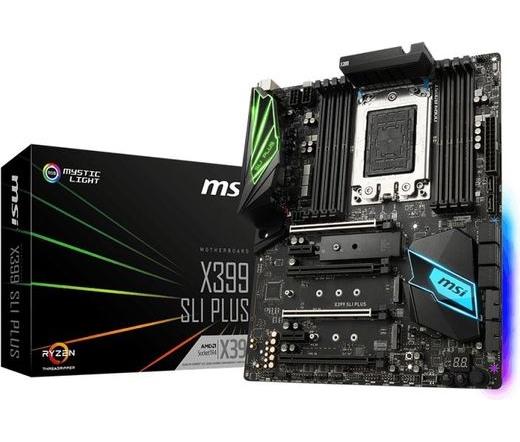 MSI X399 SLI Plus