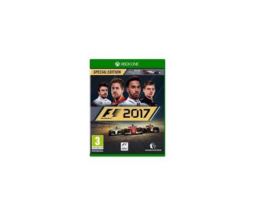 Xbox One F1 2017