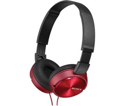 Sony MDR-ZX310 piros