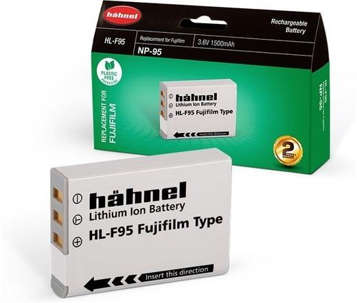 Hahnel HL-F95 (Fujifilm NP-95 1500mAh)