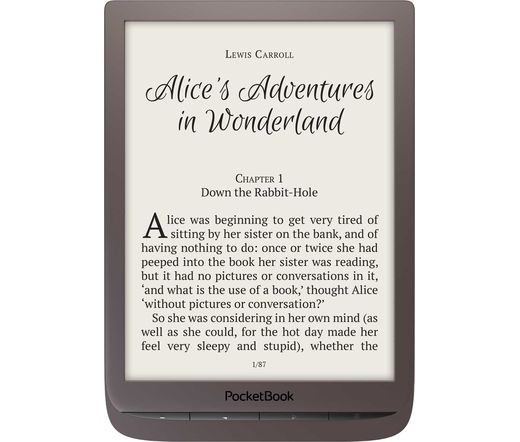 PocketBook InkPad 3 sötétbarna