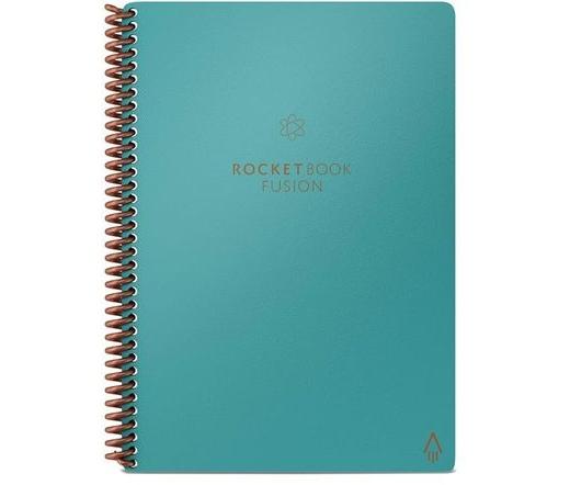 Rocketbook Everlast Fusion nagyalakú kékeszöld