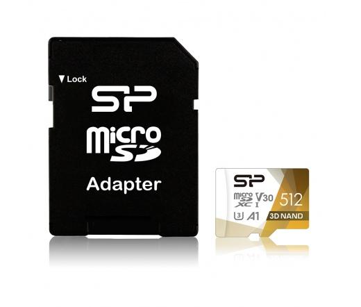 Silicon Power Superior Pro microSDXC 512GB U3, V30