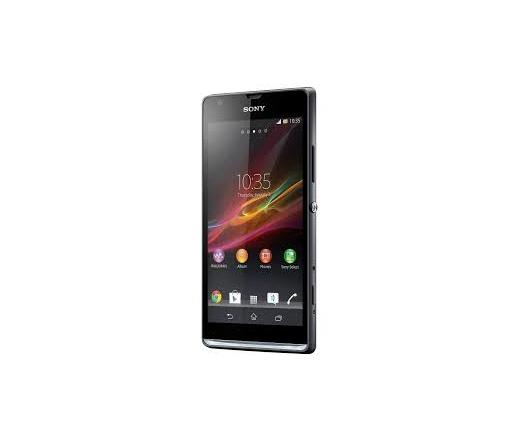 Sony Xperia SP Fekete