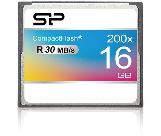 Silicon Power CF 200X 16GB