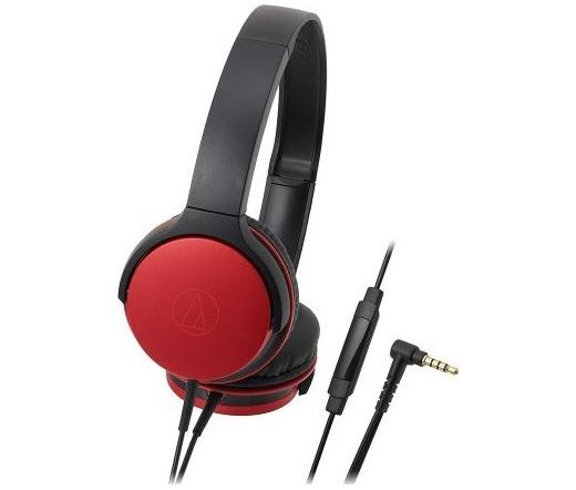Audio-Technica ATH-AR1iS piros