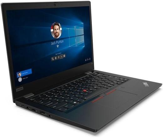 Lenovo ThinkPad L13 20R3001GHV fekete