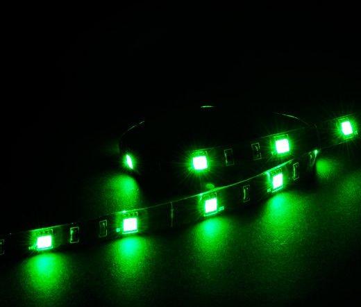 Akasa Vegas M mágneses LED fényszalag zöld