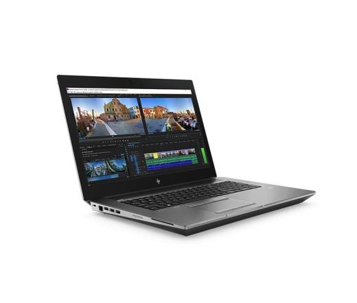 HP ZBook 17 G5 notebook ezüst