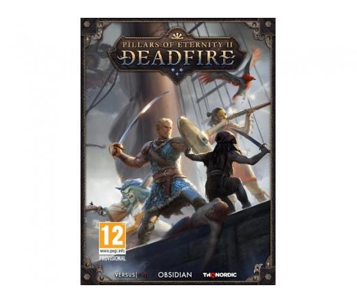 PC Pillars of Eternity II: Deadfire