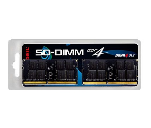 GeiL SO-DIMM DDR4 8GB 2133MHz CL15 KIT2