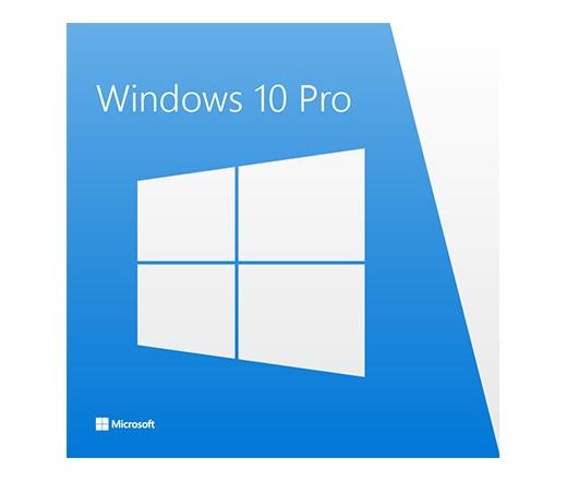 MS Windows 10 Pro 64-bit magyar 1 felhasználó OEM