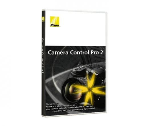 Nikon Camera Control Pro 2 Szoftver