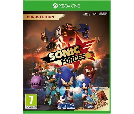Sonic Forces / Day One Edition / Xbox One