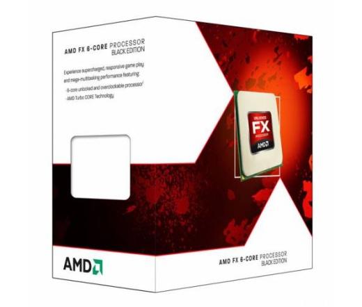 AMD FX-6300 Black Edition dobozos