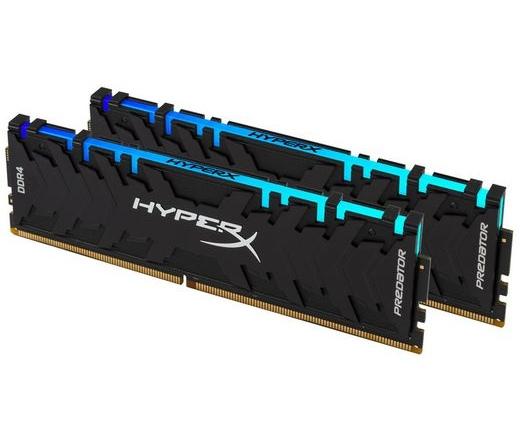Kingston HyperX Predator RGB DDR4-3000 64GB Kit2