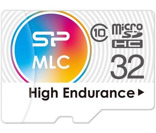 Silicon Power microSDHC High Endurance 32GB