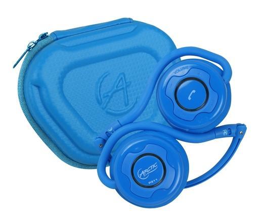 Arctic P311 Sztereó Bluetooth Headset Kék
